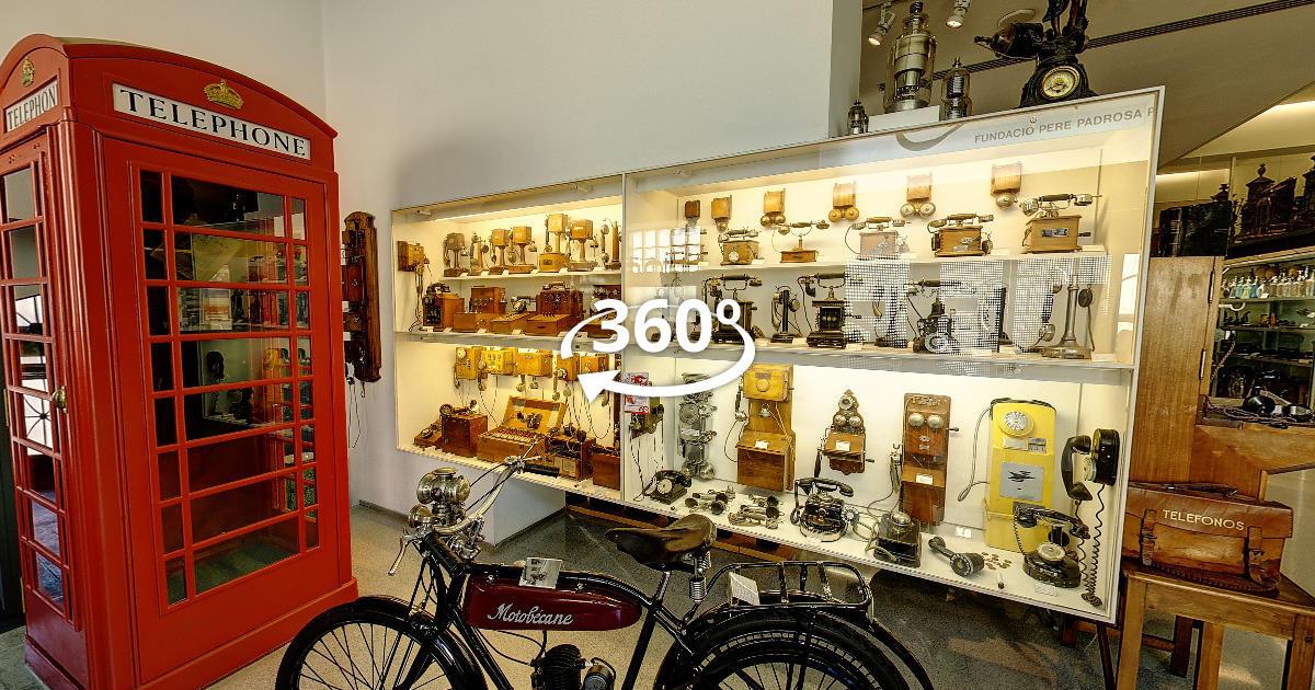 Visita Virtual Museo de la Tècnica de l'Empordà