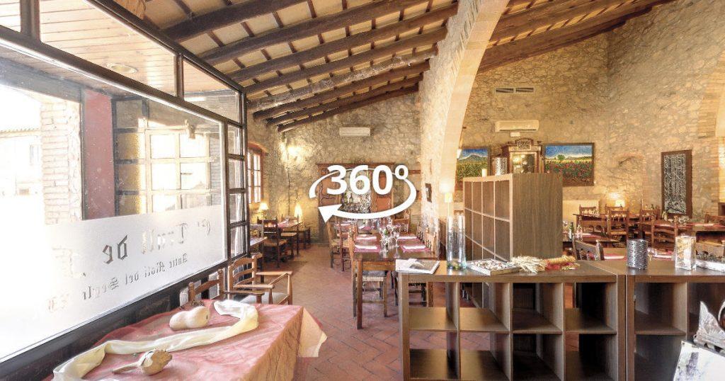 Restaurant El Trulll de Fortià
